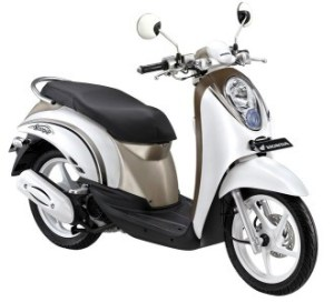 matic honda scoopy